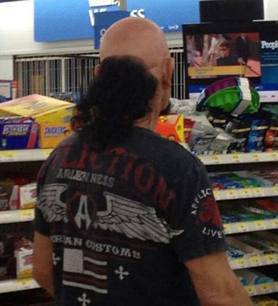 What You Can See in Walmart. Part 18