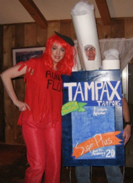 Disturbing 'Couple Costumes' That We Would Rather Not See!