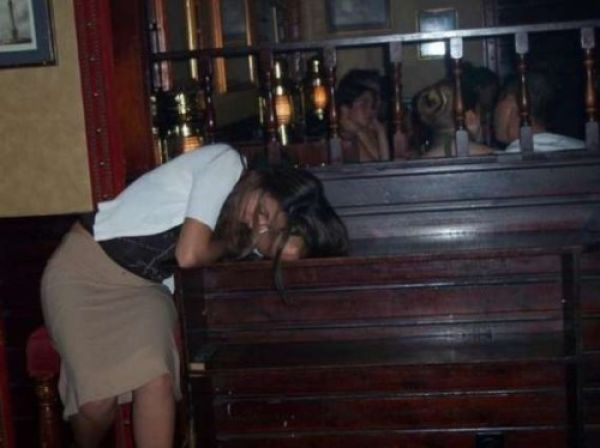 Hilarious Drunken Moments