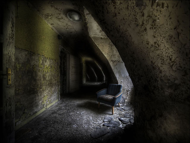 Deserted Spaces; Abandoned Lives