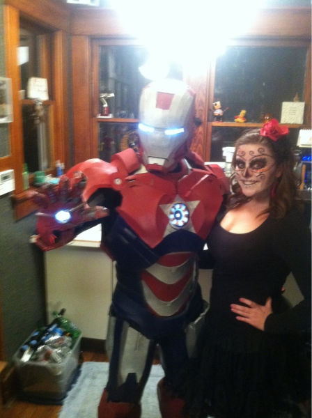 Inspired Halloween Costumes for 2012!