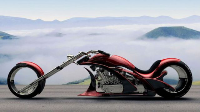 We'd Love to Take a Ride on One of these!