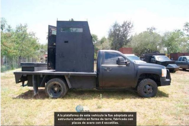 Safety First for Mexican Cartel Members