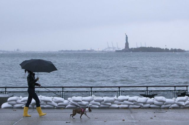 It Seems That Hurricane Sandy Is Not the Scariest of Them All!