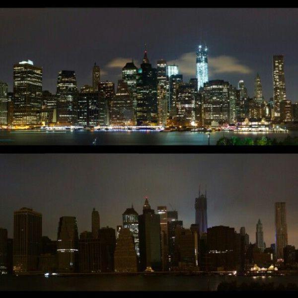 Captivating Photos Depicting the Devastation of Hurricane Sandy