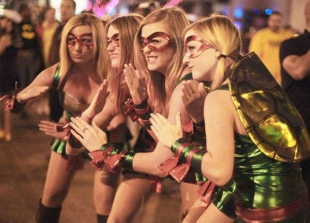 "Girls Use Halloween as an Excuse to Get Their ""Sexy"" On…and We Love It!"