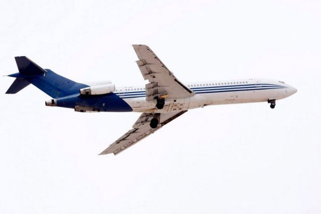 The Best Seat on the Boeing-727