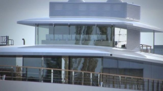 Steve Jobs' Completed Yacht Project Is Unveiled for the First Time