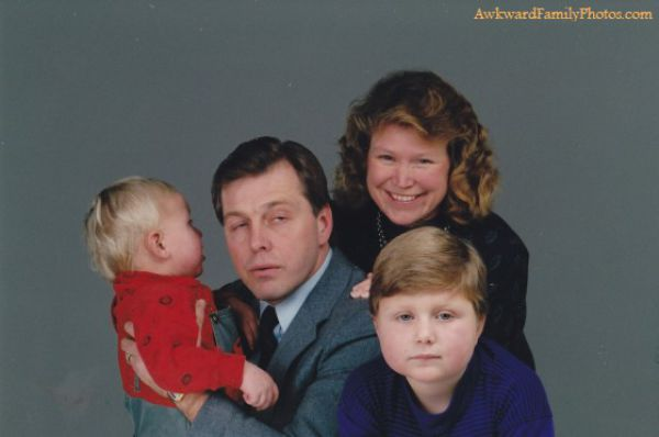 Awkward Family Photos. Part 10
