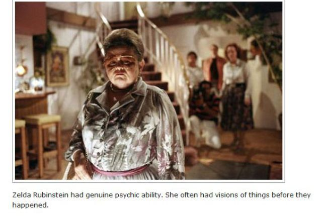 Fun Poltergeist Movie Trivia