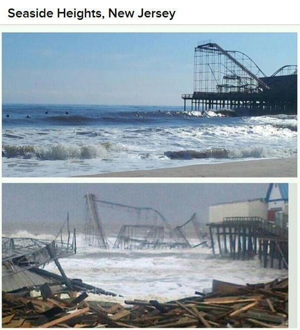 Hurricane Sandy After-effects