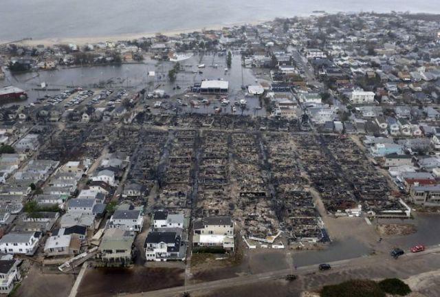 More Devastation from Hurricane Sandy