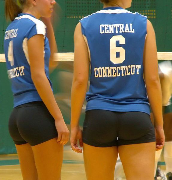 These Girls Rock Great Butts!
