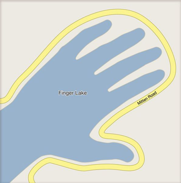 """""""Google Maps"""" Like You've Never Seen Them Before"""