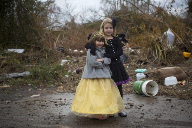 The Strength of the Human Spirit: Inspirational Sandy Survivors