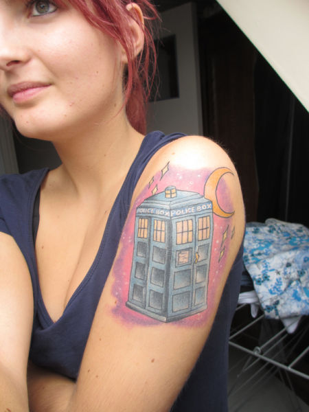 "Geeky Tattoos That Never Lose Their ""Cool Factor"""