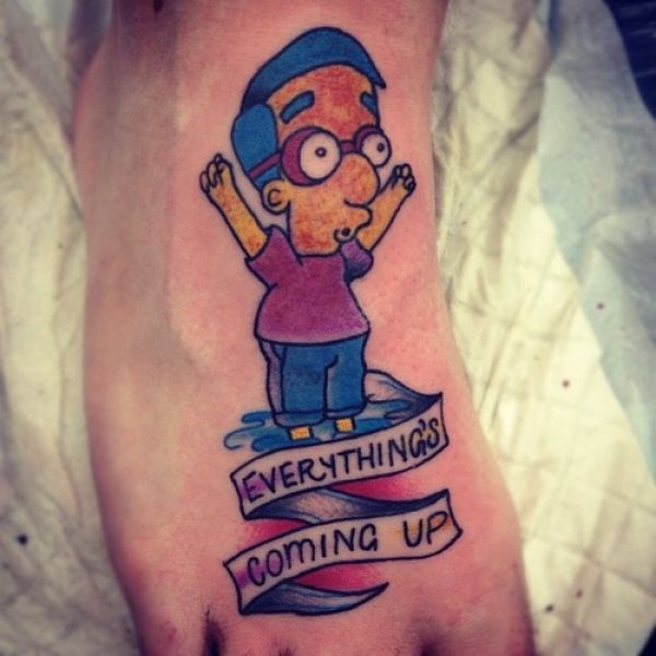 """Geeky Tattoos That Never Lose Their """"Cool Factor"""""""