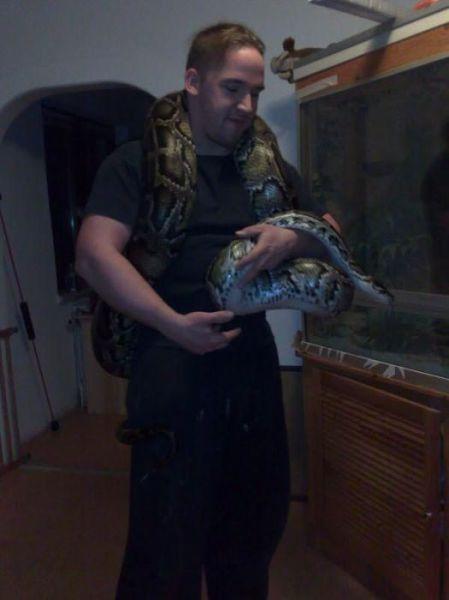 It's a Snake's Life!