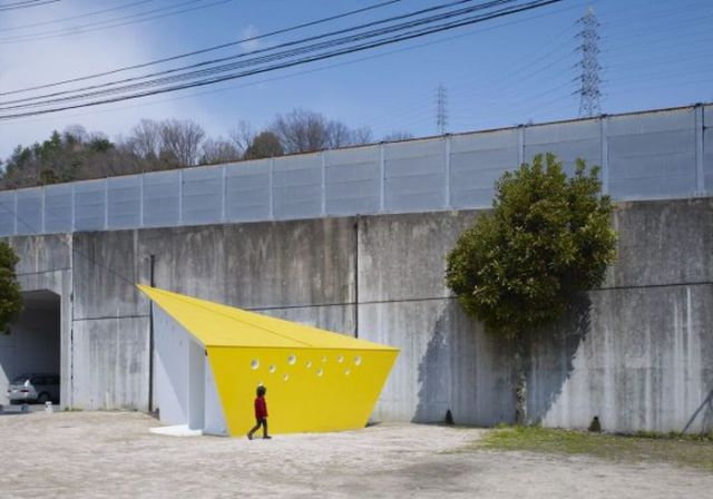 Strange and Unusual Public Toilet Designs