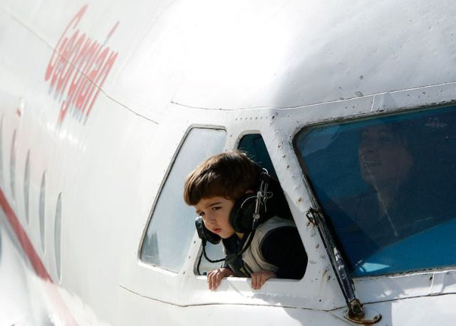 The First Aeroplane a Kid Can Pilot!