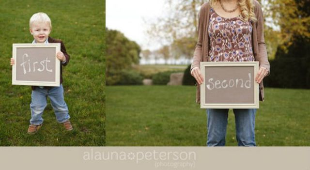 Imaginative Baby Announcements