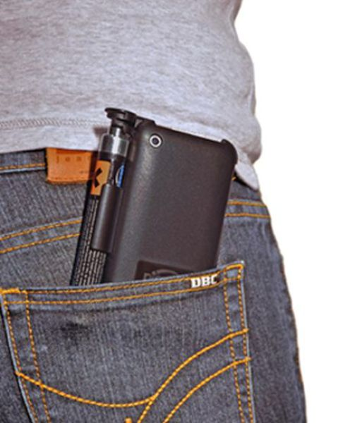 Now Your Phone Can Double As A Weapon!