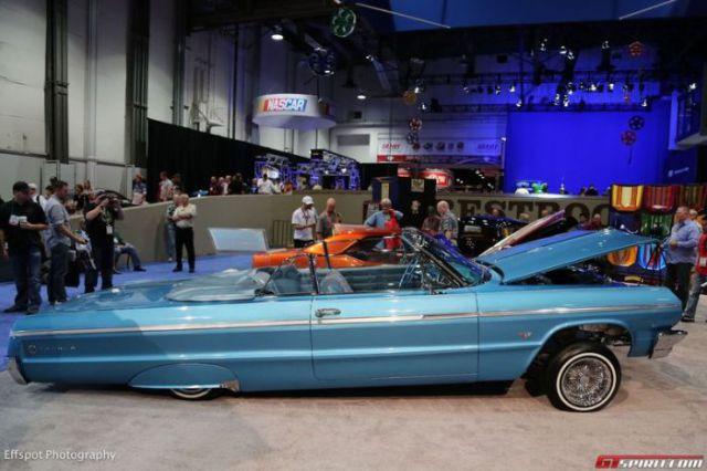 SEMA Show Cars. Part 2