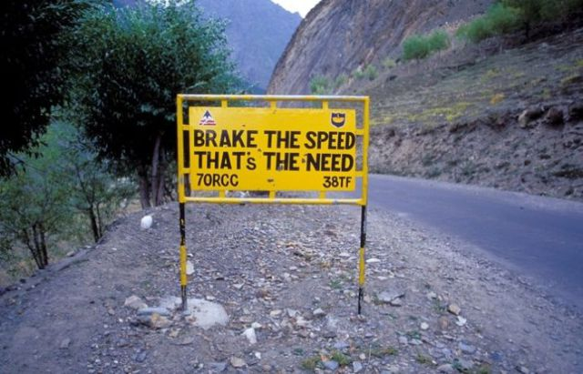 The World's Most Peculiar Road Signs!