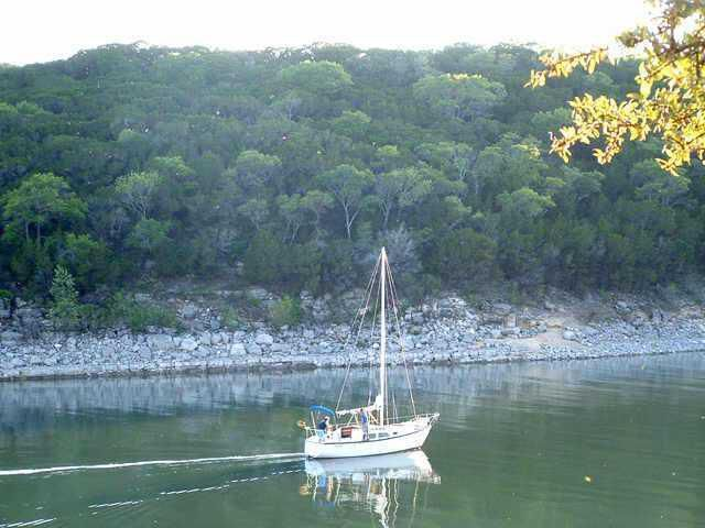 Lake Travis Fails to Stay Cool