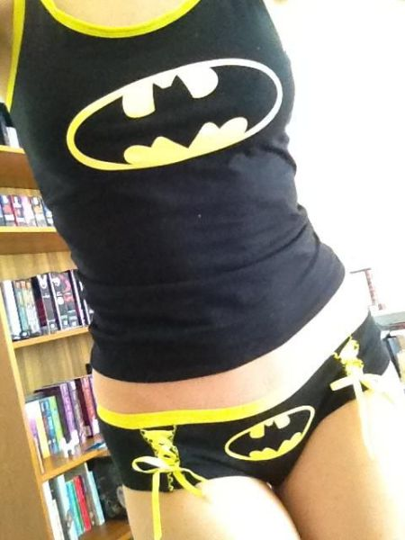 Supercool, Batman Pyjamas for Girls!