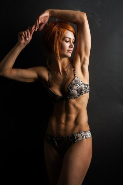 The Sexy and Fit Women Are All Moms Too