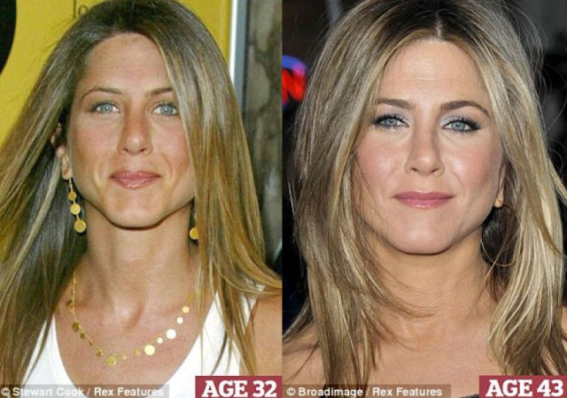 Ageless Celebrities
