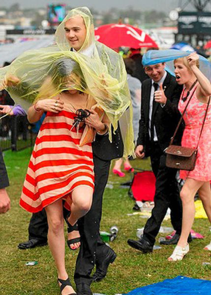 Melbourne Cup Chaos!