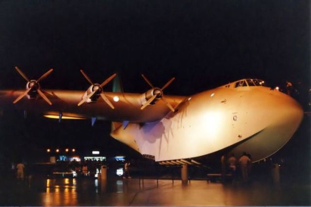 The Largest Flying Boat Ever Built!
