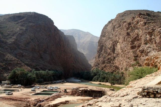 Breath-taking Tourist Destination in Oman