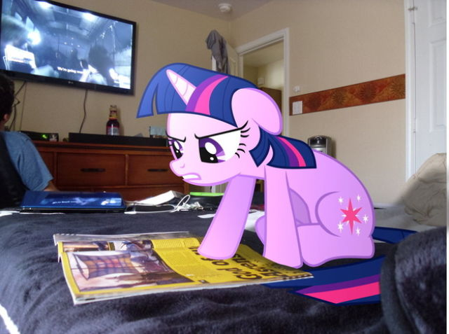 "Obsessive Bronies Photoshop Themselves ""Pony"" Girlfriends!"
