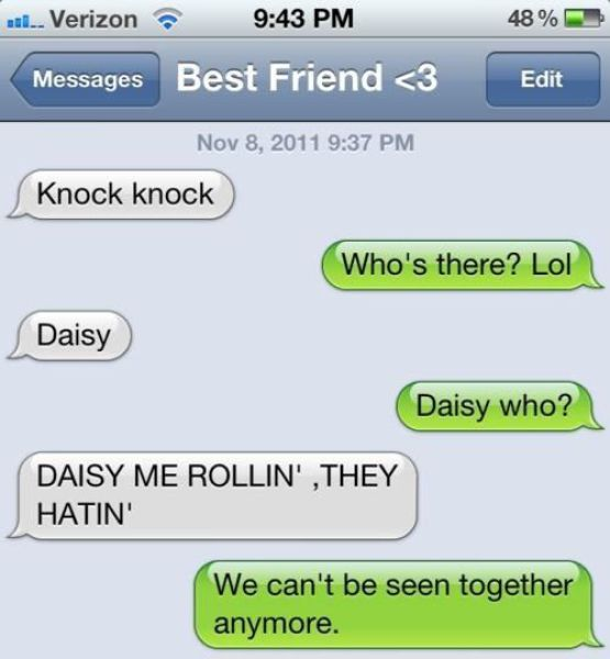 hilarious text messages  39 pics  - picture  32