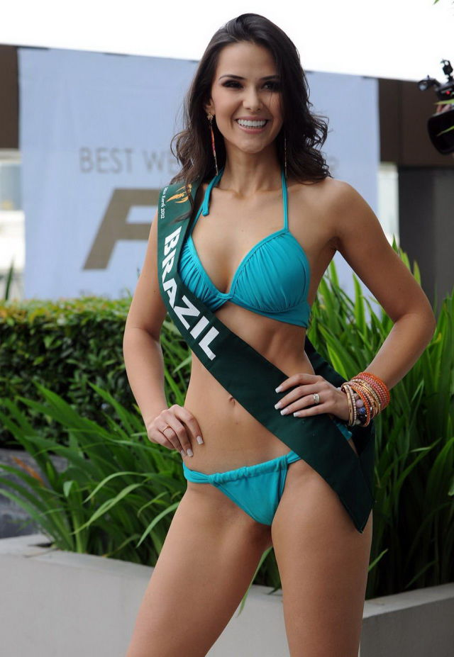 "Who Would You Pick for ""Miss Earth""?"