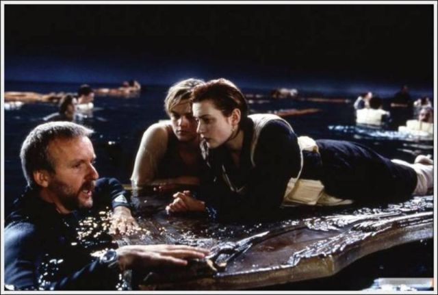 "A Behind-the-scenes Look at the Making of ""Titanic"""