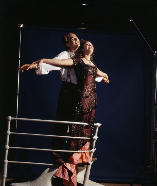 A Behind The Scenes Look At The Making Of Titanic 33 Pics