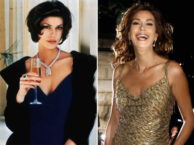 Famous Bond Girls As They Are Now