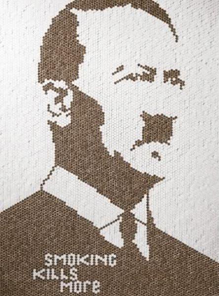 Creative Anti-smoking Ads