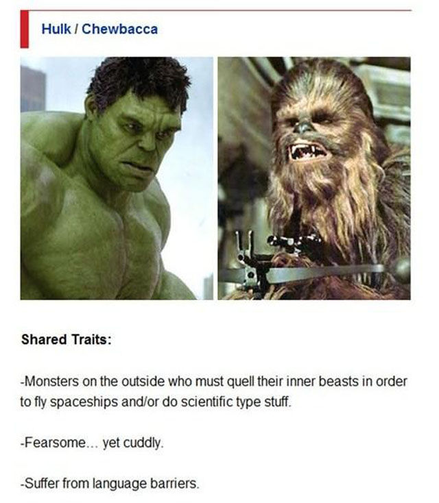 The Avengers Channels Star Wars for Inspiration