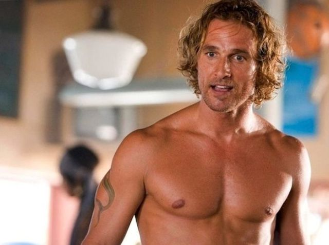 Matthew McConaughey Is a Mere Shadow of His Former Self