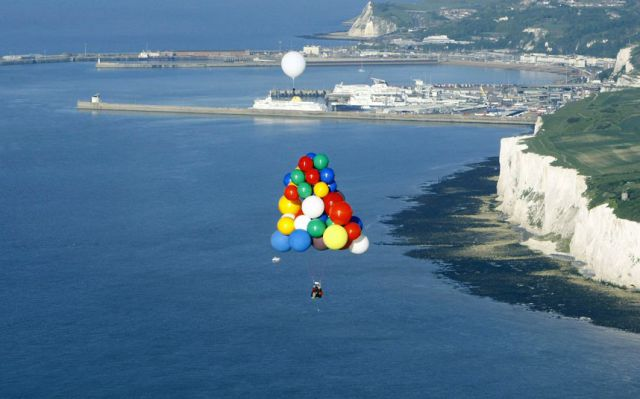 Imagine Doing This: A One-of-a-kind Flight