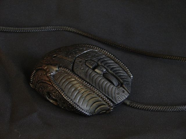 It's Out of This World: Original, Alien PC Mouse!