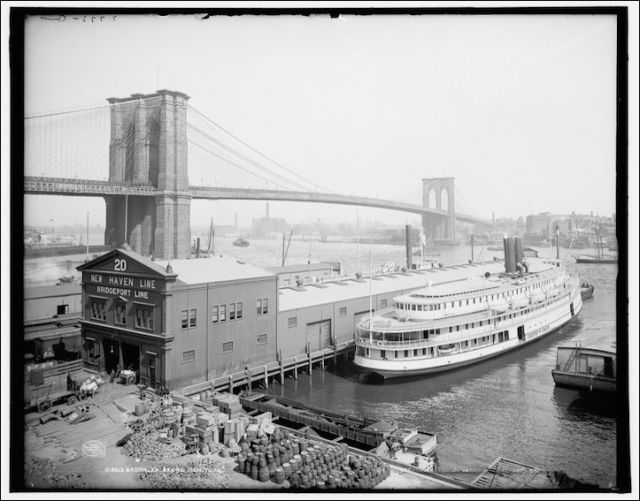 New York in Pictures: Then and Now