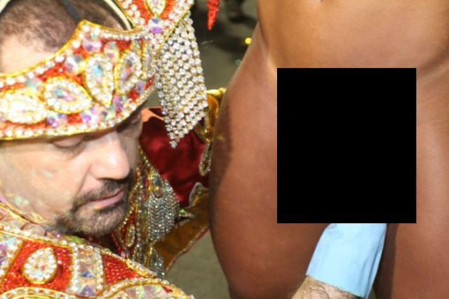 The Secret Trick That Helps Brazilian Samba Dancers Keep Their Panties On…