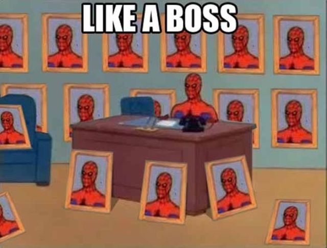The Best of Spiderman Memes