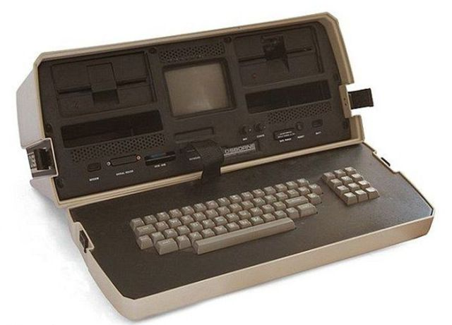 The First Portable Computer Ever Built